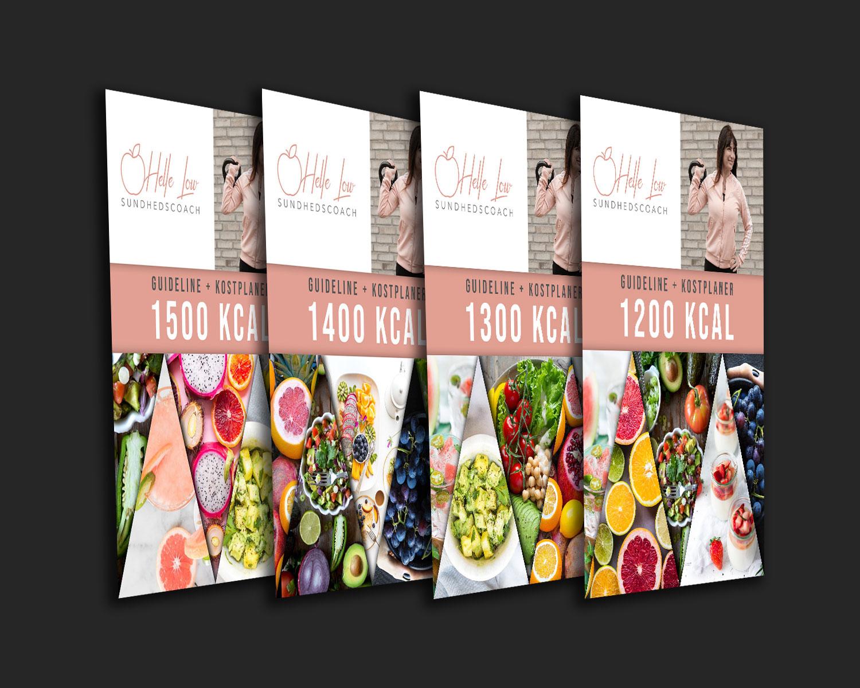 Find den kostplan der passer til dit kalorieforbrug